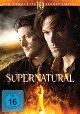 Supernatural - Die komplette zehnte Staffel Poster