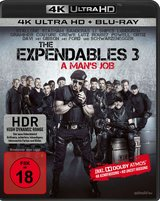 The Expendables 3 - A Man's Job Poster