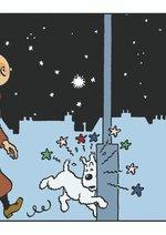 Tim und Struppi - Die sieben Kristallkugeln Poster