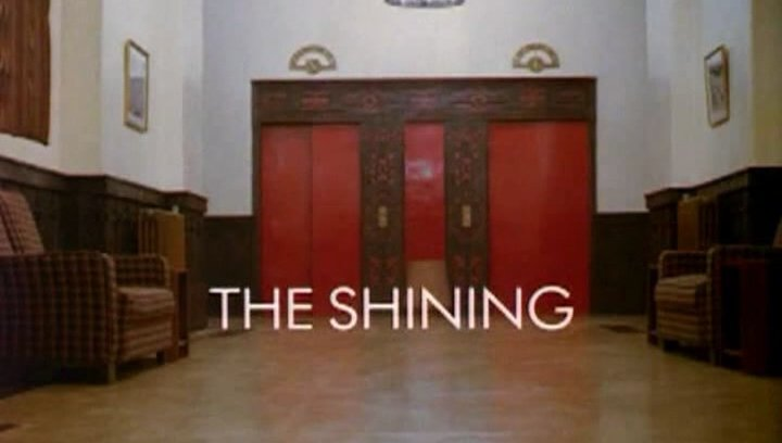 Shining - OV-Trailer Poster