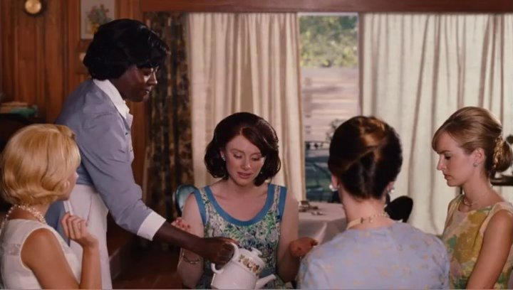 The Help - Trailer Poster