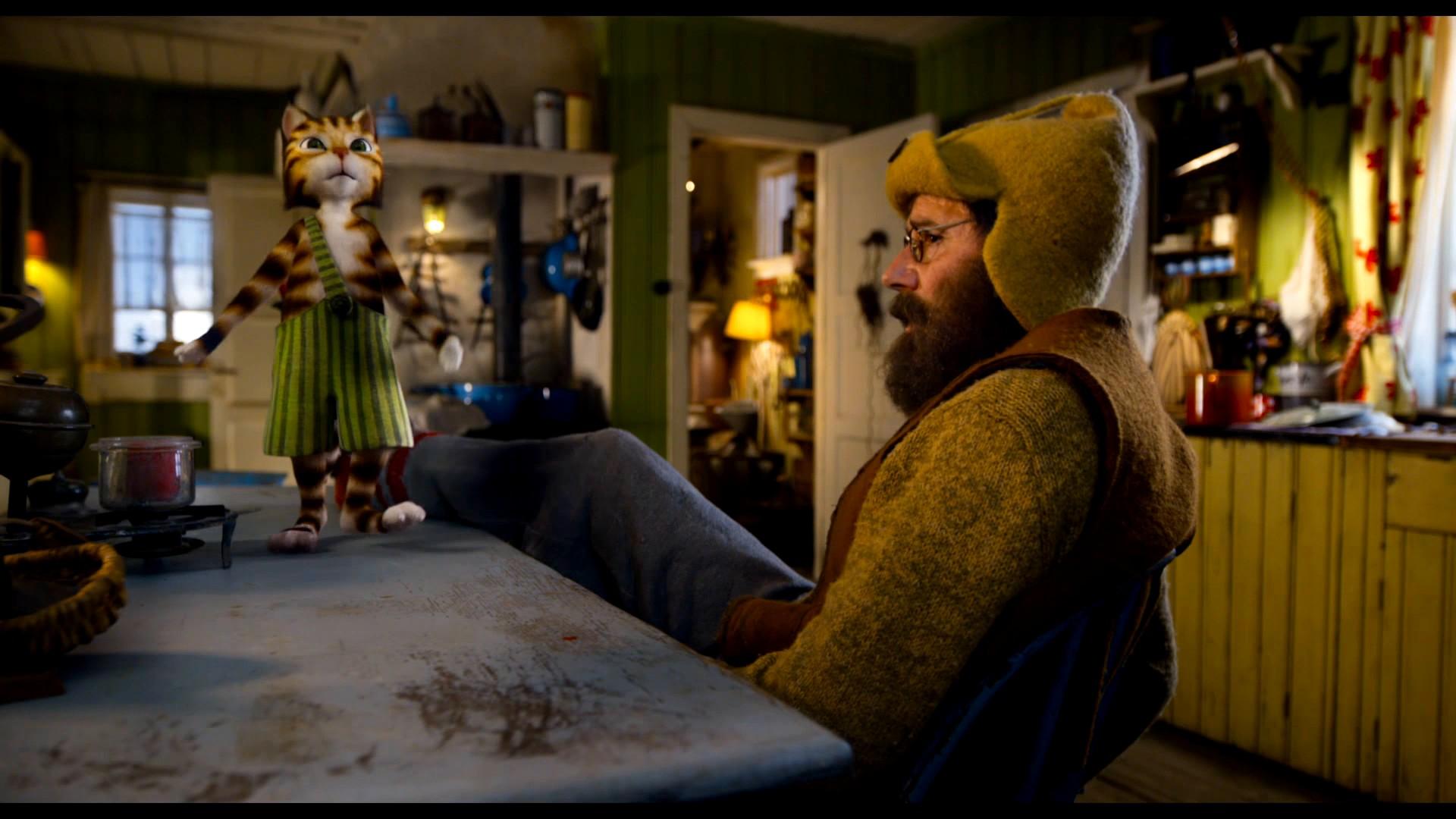 Pettersson und Findus Trailer