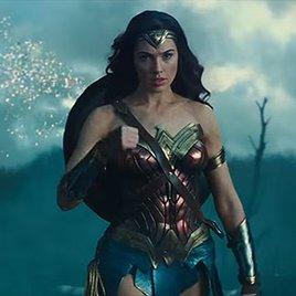 """Im offiziellen Trailer geht """"Wonder Woman"""" aufs Ganze"""
