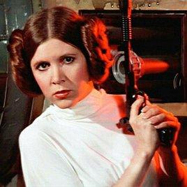 """Mehr als """"nur"""" Prinzessin Leia: Wir nehmen Abschied von Carrie Fisher"""