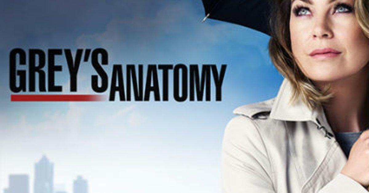 Niedlich Greys Anatomy Online Serie Sehen Fotos - Anatomie Von ...