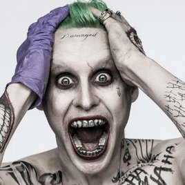 """""""Suicide Squad"""": Alternatives Design für Jared Letos Joker wurde veröffentlicht"""