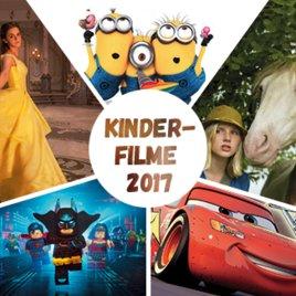 Kinderfilme 2017 im Kino: Pixar, Disney & Co. – ein Rückblick für die ganze Familie