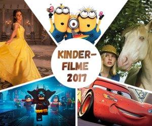 Kinderfilme 2017 im Kino: Pixar, Disney & Co. für die ganze Familie