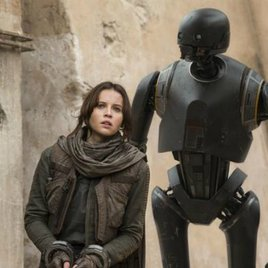 """Rogue One"": ""Star Wars""-Legende beleidigt neuen Charakter"