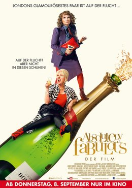 Absolutely Fabulous - Der Film