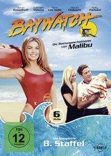 Baywatch - Die komplette 08. Staffel (6 DVDs) Poster
