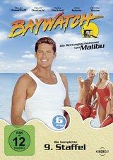 Baywatch - Die komplette 09. Staffel (6 DVDs) Poster
