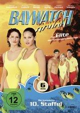 Baywatch - Die komplette 10. Staffel (6 DVDs) Poster