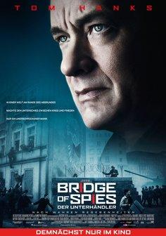 Bridge of Spies - Der Unterhändler Poster