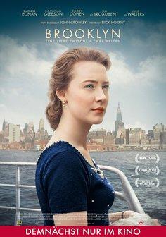 Brooklyn - Eine Liebe zwischen zwei Welten Poster