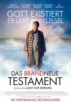 Das brandneue Testament Poster