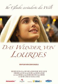 Das Wunder von Lourdes Poster