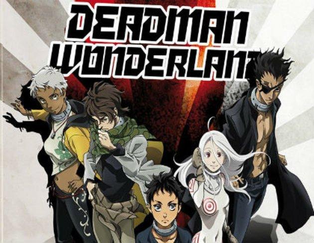 Deadman Wonderland Staffel 2 Staffel 1 Im Kostenlosen Legalen
