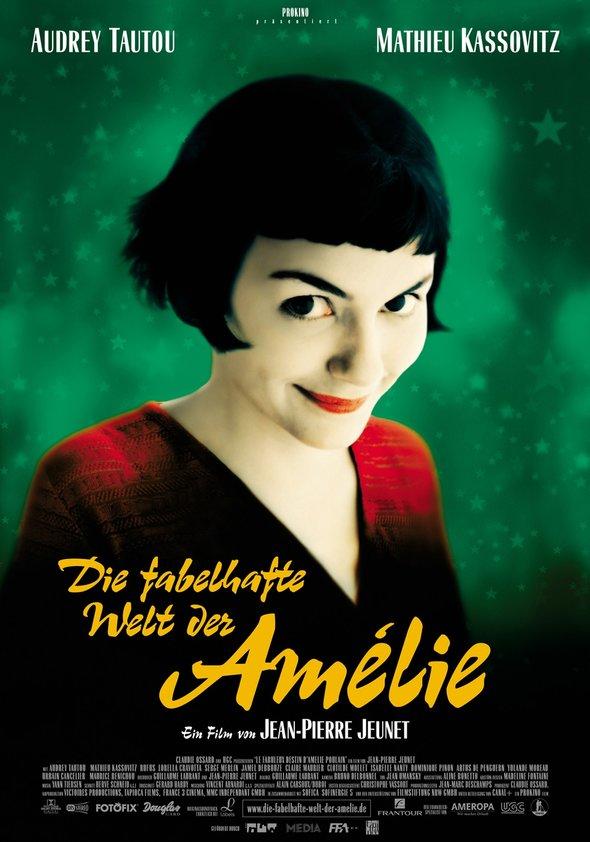 Die fabelhafte Welt der Amélie Poster