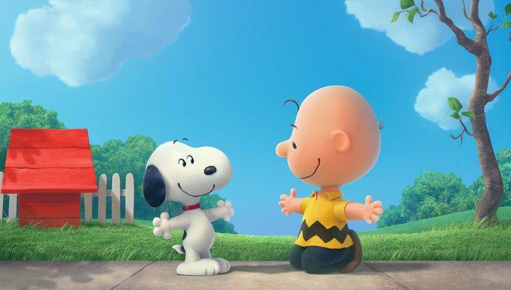 Die Peanuts - Der Film - Trailer Poster
