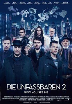 Die Unfassbaren 2 - Now You See Me Poster