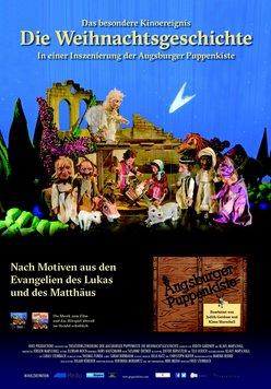 Die Weihnachtsgeschichte Poster