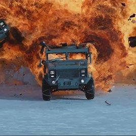 """Benzingetränkte Action vom Feinsten im neuen Trailer der """"Fast & Furious 8"""""""