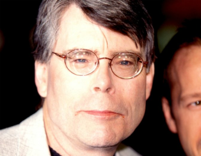 Stephen King © Kurt Krieger
