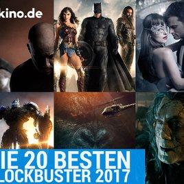 Neue Filme/Blockbuster 2017: Das sind die 30 wichtigsten Kinostarts