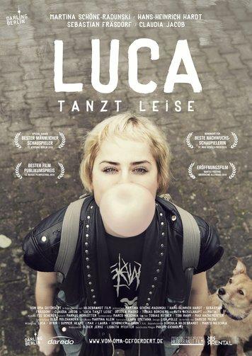 Luca tanzt leise Poster