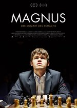 Magnus - Der Mozart des Schachs Poster