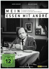 Mein Essen mit Andre Poster