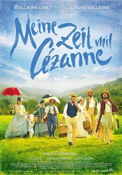 Meine Zeit mit Cézanne Poster