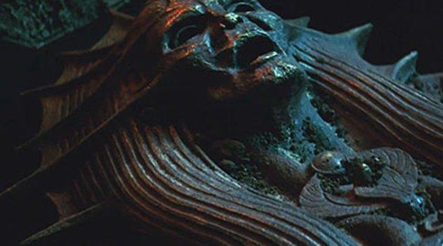"""""""Die Mumie"""" steigt im neuen Trailer aus ihrem Sarkophag Poster"""
