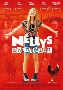 Nellys Abenteuer Poster