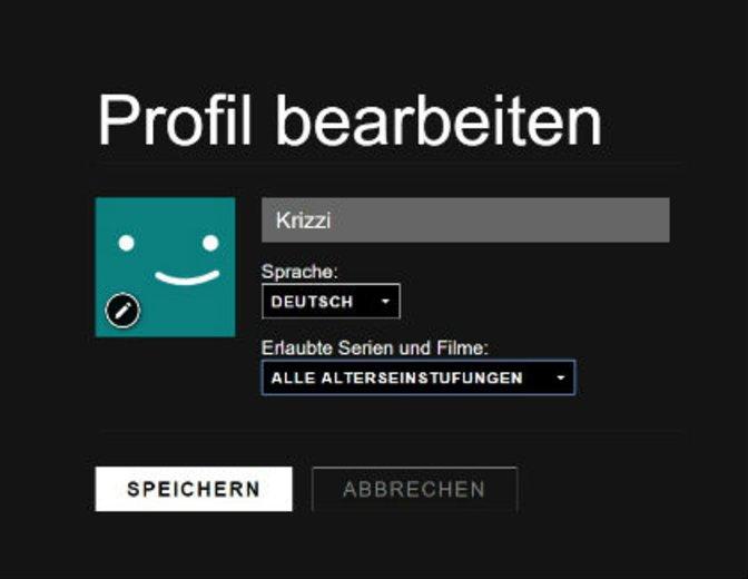 app store auf deutsch umstellen