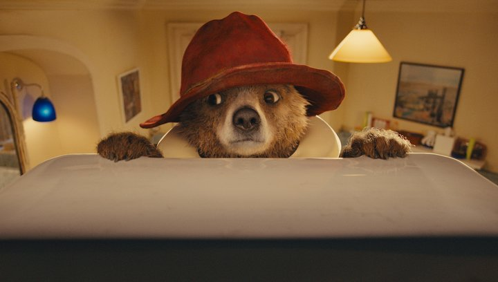 Paddington (VoD-BluRay-DVD-Trailer) Poster