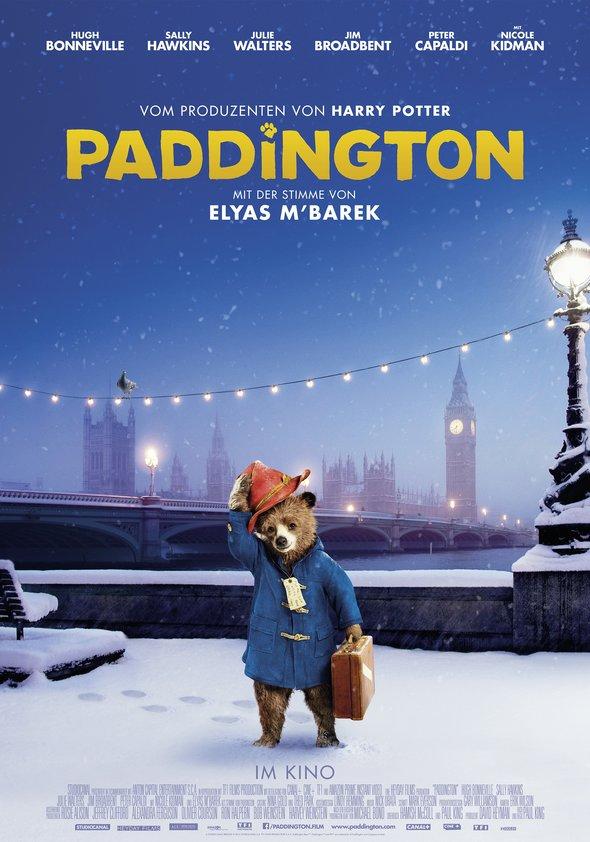 Paddington Poster