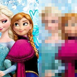 Quiz: Erkennst du die folgenden Animationsfilme trotz eines verzerrten Bildes?