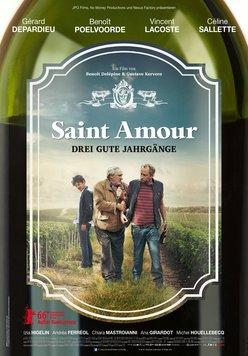 Saint Amour - Drei gute Jahrgänge Poster