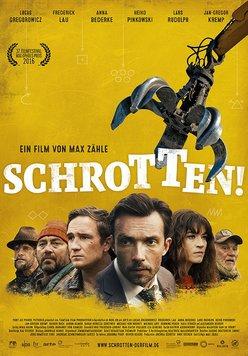 Schrotten! Poster