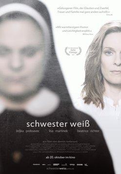 Schwester Weiß Poster