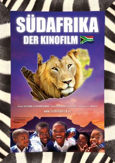 Südafrika - Der Kinofilm Poster