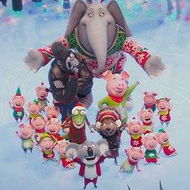 """Die """"Sing""""-Stars bringen euch ein Weihnachts-Ständchen"""