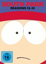South Park: Seasons 11-15 Poster