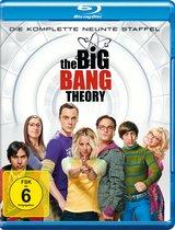 The Big Bang Theory - Die komplette neunte Staffel Poster