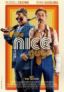 The Nice Guys - Nett war gestern! Poster