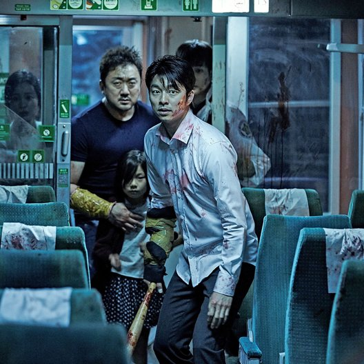 Train to Busan - Trailer Deutsch Poster