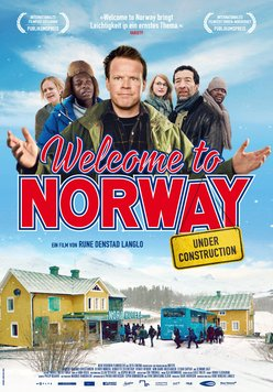 Welcome to Norway Poster