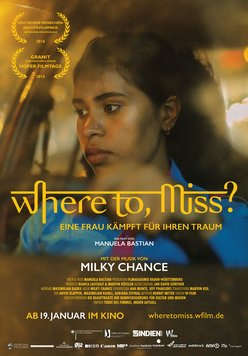 Where to, Miss? Poster